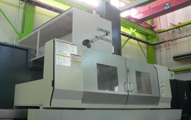 安田工業 YBM-1,000N 125RP