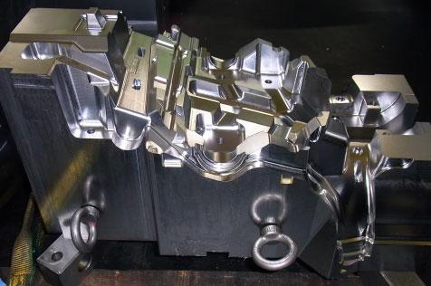 鉄-樹脂型-主型